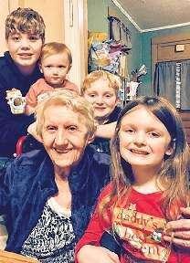 HAPPY 90th Birthday Leenie!