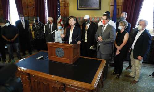 Are Iowa leaders are still capable of working together?