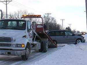 Morning accidents slow traffic in Cedar Rapids