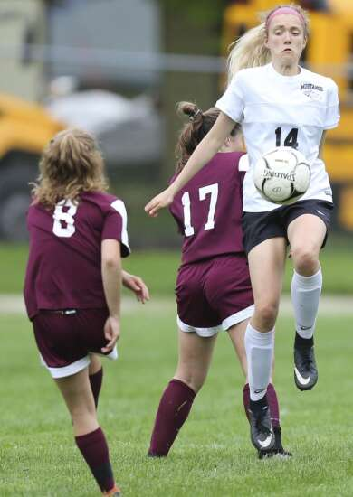 Young, talented Mount Vernon girls' soccer vying for first state tournament berth