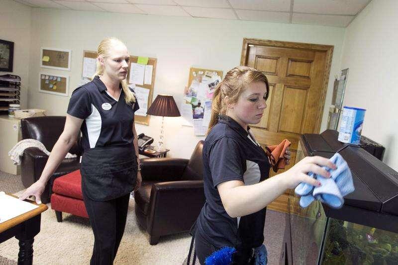 My Biz: Cedar Rapids maid service cleans homes, businesses