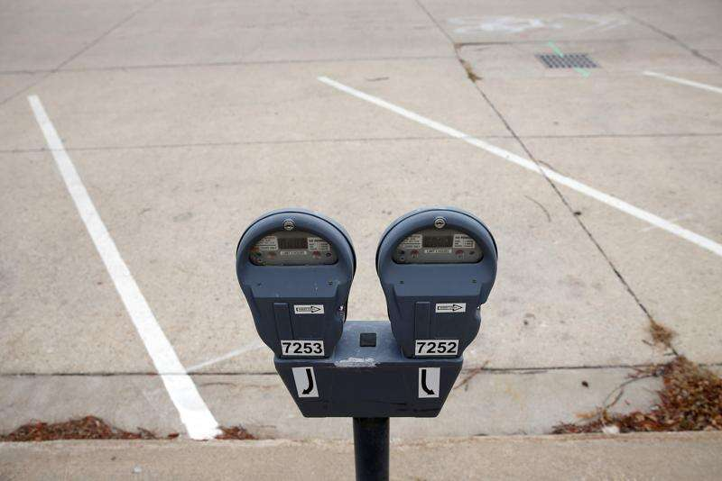 Cedar Rapids parking revenue takes 'big hit' from pandemic