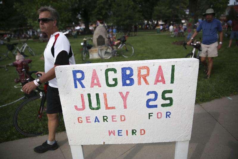 RAGBRAI 2019 in photos: Day 5, Centerville to Fairfield