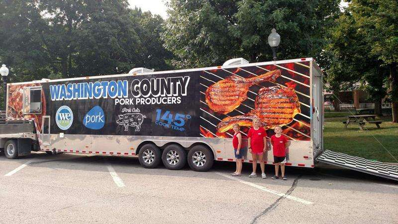 Washington County Pork Producers help each other and community