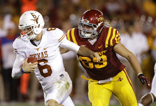 Former Iowa State Cyclone football player charged in assault on Jordan Bohannon