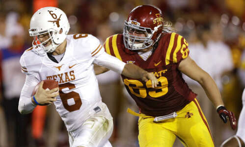 Former Cyclone football player charged in assault on Jordan Bohannon