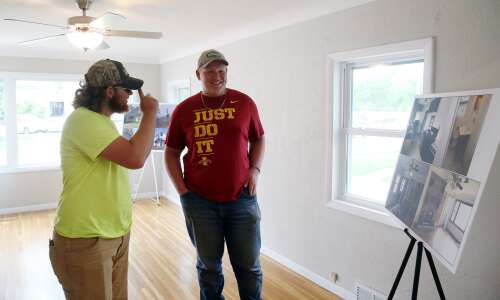 Students complete first Marion 'Community Build' home renovation
