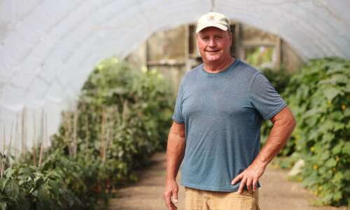 Baumhoefener's Red Barn Market has fresh produce, trees and more