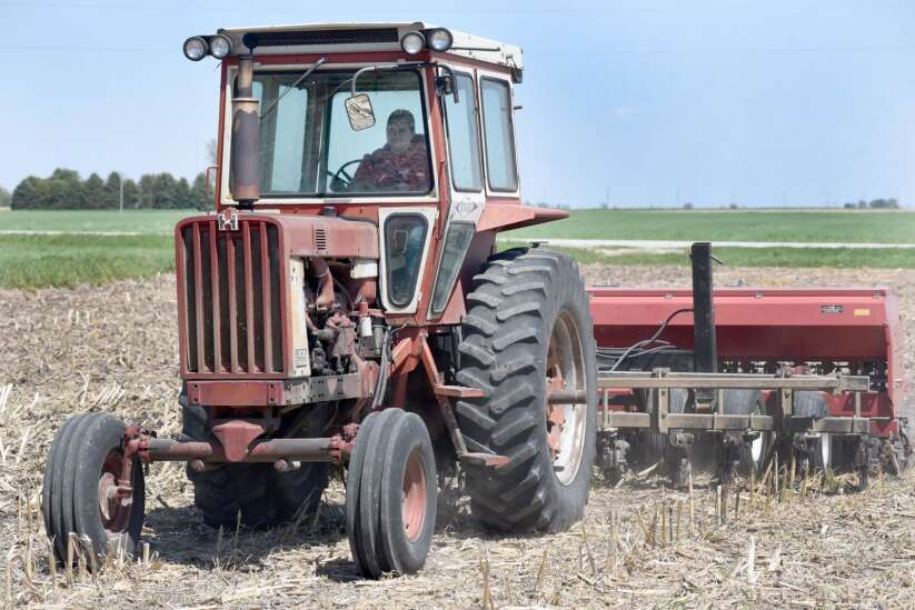 Spring planting brings mix of drought anxiety and optimism about higher prices