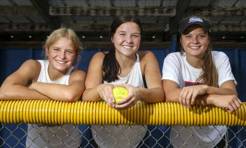 Hall sisters have the bases covered for West Liberty