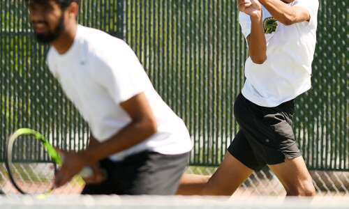 West doubles team takes silver in 2A state tennis tournament