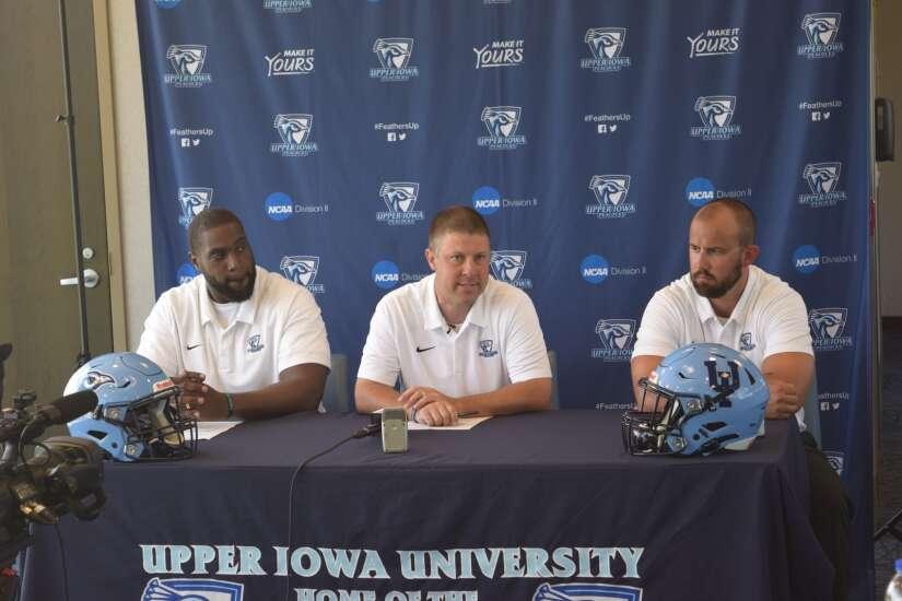 Upper Iowa football ready to make strides under new head coach Jason Hoskins
