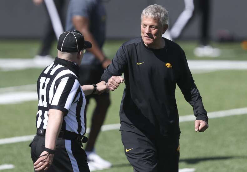 Kirk Ferentz expresses worry over proposed NCAA restrictions on fall football practice