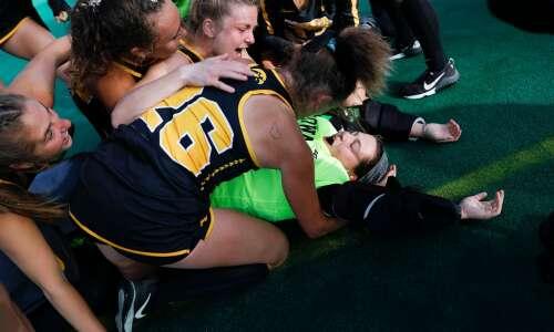 Photos: Iowa field hockey vs. Michigan