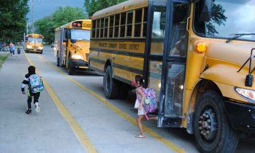 Excitement, anxiety as Washington students return to school
