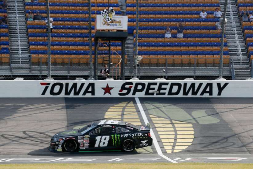 Rusty Wallace confident Iowa Speedway has a bright future