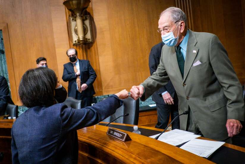 Chuck Grassley, Iowa GOP delegation call on Biden to support biofuels in infrastructure deal