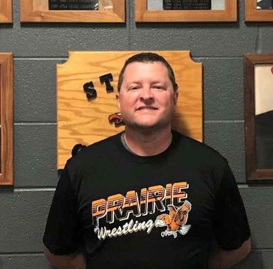 Derick Ball named Cedar Rapids Prairie head wrestling coach