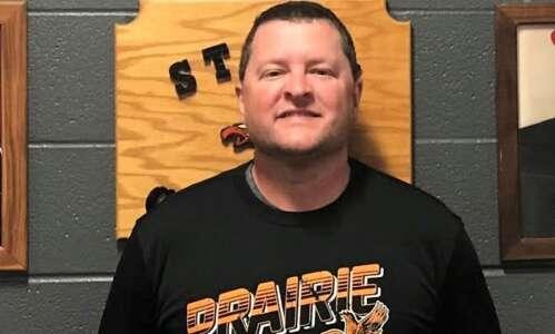 Cedar Rapids Prairie names Derick Ball new head wrestling coach