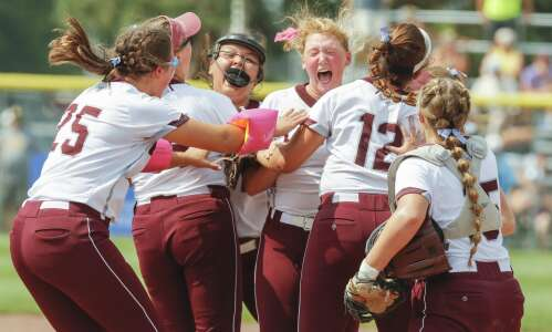 North Linn returns to 2A state softball championship game