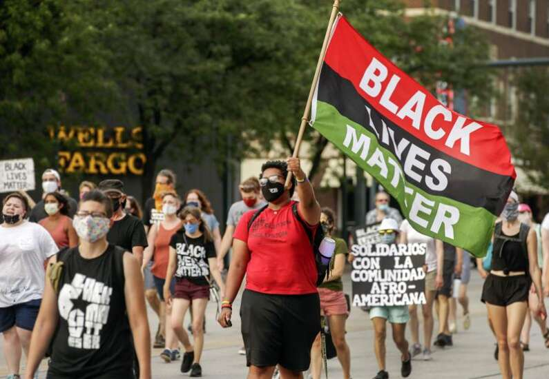 Social media has made the Black Lives Matter movement undeniable, Iowa Ideas panelists say