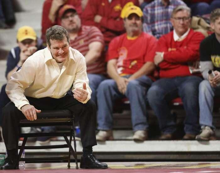 Iowa Hawkeyes' championship hopes, college wrestling's crown jewel event derailed