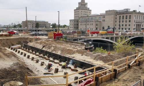 Despite old tensions, C.R., Linn collaborate on $72M relief funds