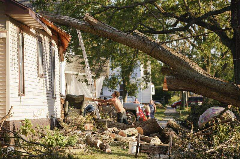 Homeowners have insurance questions after Iowa's derecho storm. Here are some answers