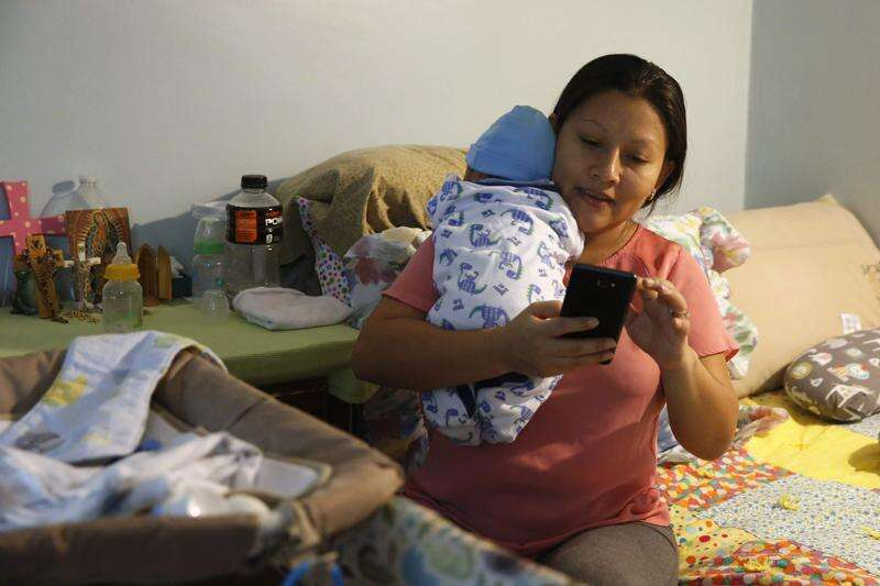 Mom, infant separated from family at Mexico border find help in Iowa City