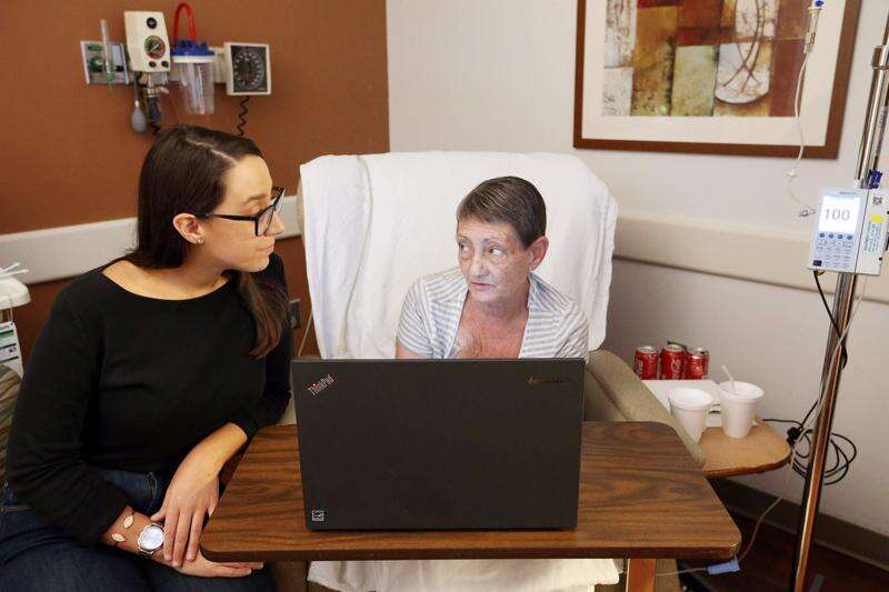 Hospital patients are experiencing art tours ... through robots