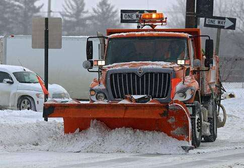 Snowplow dash cams could give new perspective on dangerous Iowa roads