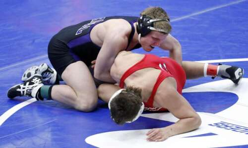 Cornell Rams ready for tough tests at NCAA Championships