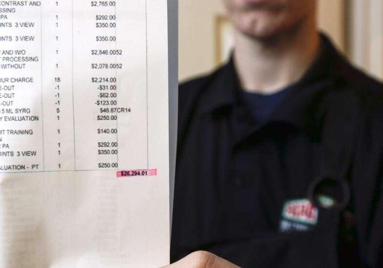 Medicaid insurer Amerigroup denies $26,000 bill
