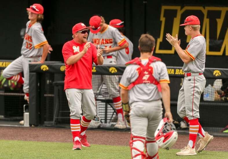 Photos: Marion vs. DeWitt Central, Class 3A Iowa high school state baseball tournament