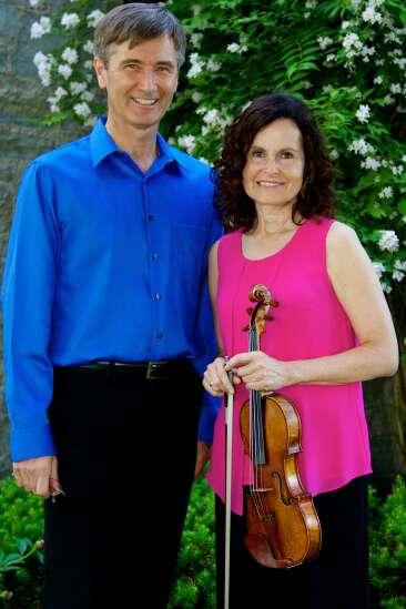 Fairfield composer's violin concerto to premiere