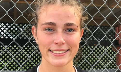 Central City softball tops Springville for its 22nd straight win