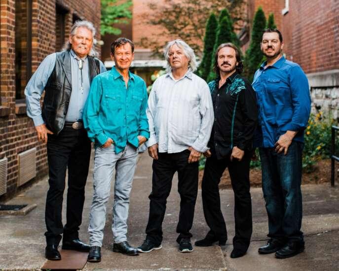 Pure Prairie League bringing classic Midwest sound to Cedar Rapids show