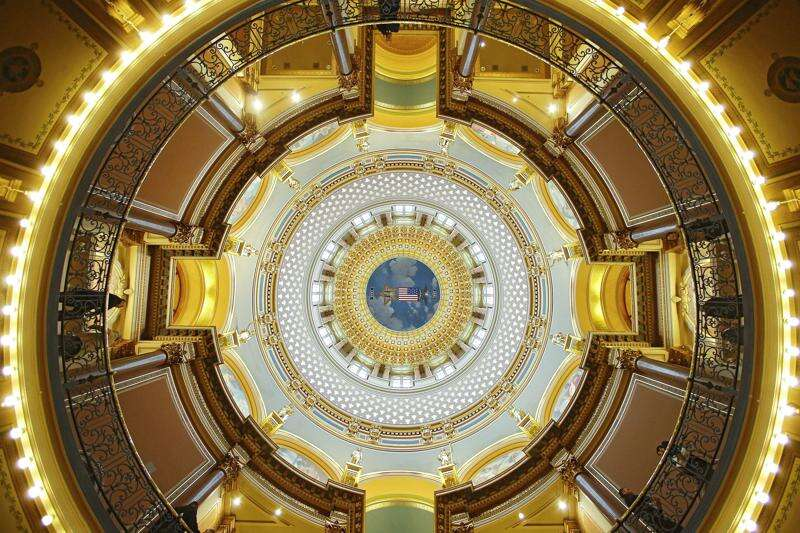In session marked by scandal, Iowa lawmakers pass no bills dealing with sexual harassment