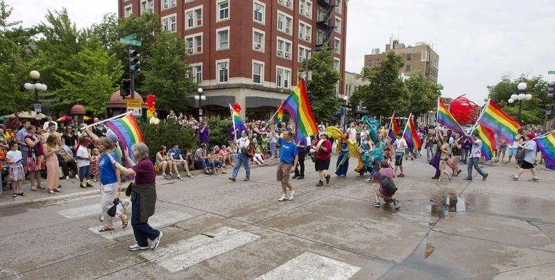 PRIDE began as a protest