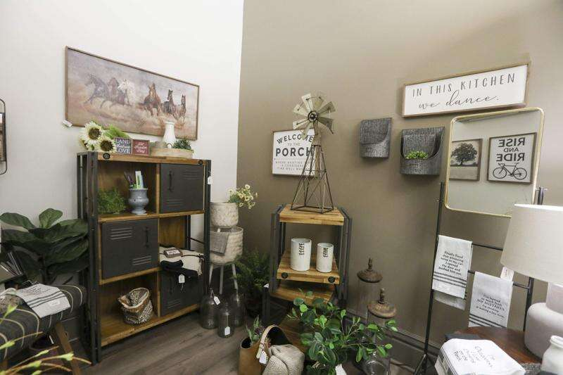 NEST Design and Decor opens in Cedar Rapids, gives owner the busiest time of her life