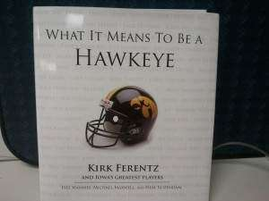 A new book about Iowa Hawkeyes football has some good perspectives from former players