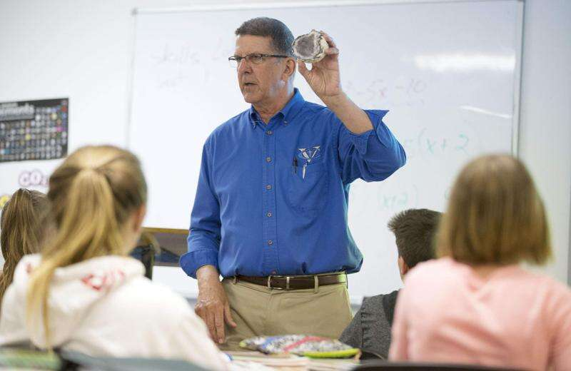 Teacher Feature: Steve Russell retiring after 50 years in education