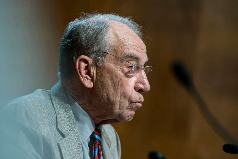 Sen. Chuck Grassley questions need for commission to probe U.S. Capitol insurrection