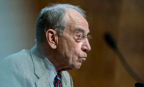 Grassley objects to limited scope of Jan. 6 panel's investigation