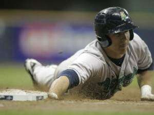 Former Kernel Mike Trout named Midwest League MVP, top prospect