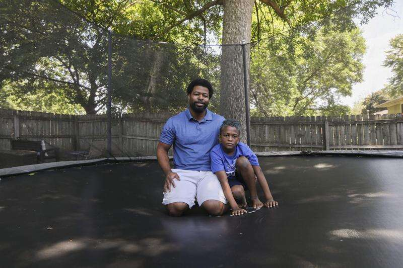Black fathers talk about challenges in a tumultuous time