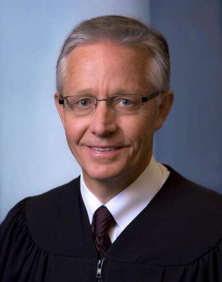 Iowa Chief Justice silent — maybe? — on picking judges