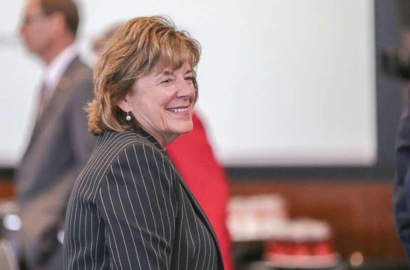 Regents up Iowa State president pay, matching new University of Iowa leader