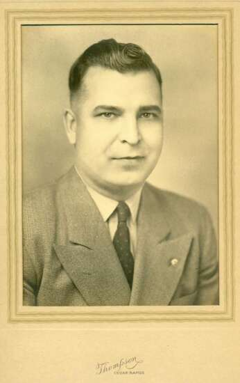 Remembering Marion American Legion Post's First Commander, Allen R. McElwain From death's door to a fulfilling life