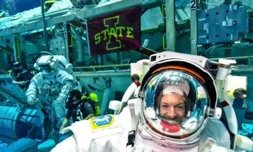 Toddville native Mitch Harger orchestrating NASA spacewalk